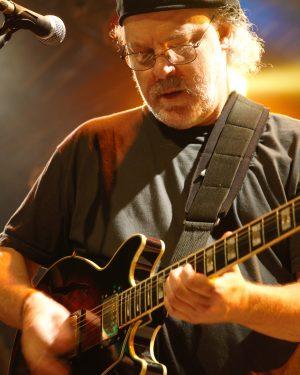 Guitarist Dave Berg