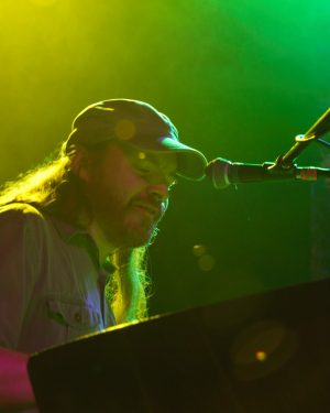 Bud Burroughs on the Keys at the TLA